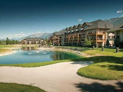 Photo for 1 BR Suite Near Ski Slopes and Water Sports with On-Site Golf, Tennis and Pool