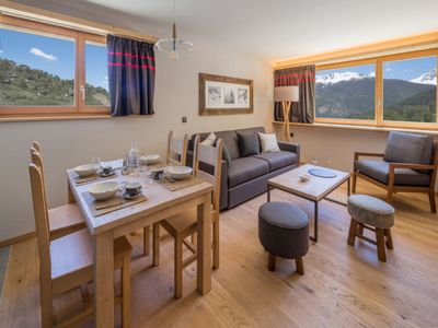 Photo for One bedroom Apartment, sleeps 4 in Merdessonnet with WiFi