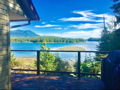 Photo for Beachwood-Waterfront Home Near Pacific Rim National Park