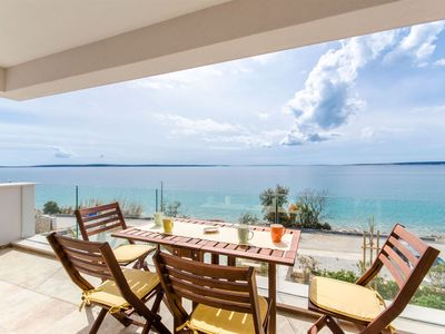 Photo for Apartments Branimir (58312-A2) - Mandre - island Pag