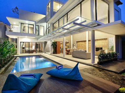 Photo for 3 Bedroom Modern Luxury Villa, Nusa Dua