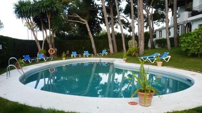 Photo for Two Bedroom Apartment In The Heart Of Nueva Andalucia, Marbella!