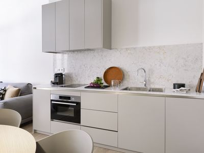 Photo for MARISCAL- New, modern and design apartment with large terrace