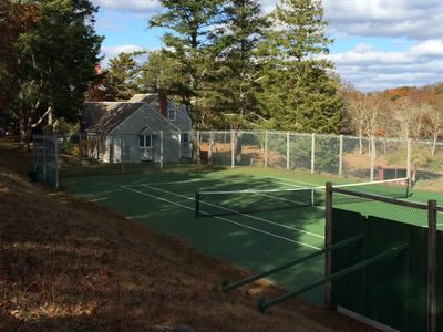 Photo for Lovely House With Tennis Court On Meadow's Edge