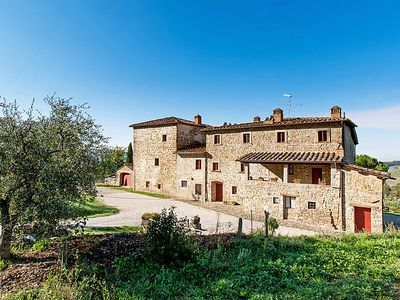 Photo for Apartment Apt. Piano Terra + Apt. Torre  in Pontassieve, Florence Countryside - 12 persons, 6 bedrooms