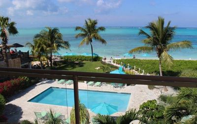 Photo for Coral Gardens Luxury Penthouse Condo on Grace Bay..Best Of The Caribbean