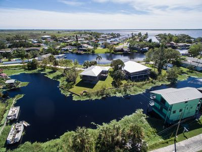 Photo for Luxury Waterfront Home In Cocoa, FL - Near Disney, Cruise Port & Beaches