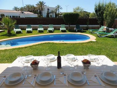 Photo for Villa Flor - Beautiful 4 Bedroom Villa with Private Pool - Fantastic Location! - Free WiFi