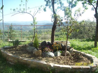 Photo for RELAX HOME. IN THE COUNTRYSIDE NEAR THE LANDS AND AT 80 KM FROM AQUARIUM IN GENOA