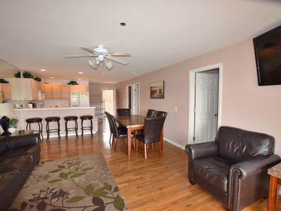 Photo for *GROUND LEVEL ON MAIN CHANNEL* WATER FRT* 4 BDRM/3 BA* SLEEPS 12*WIFI