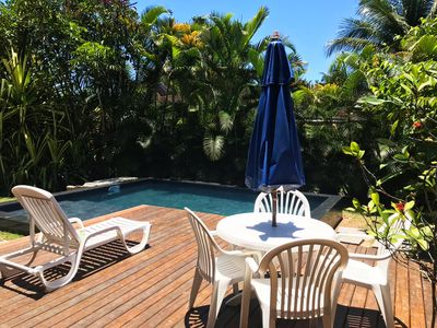 Piscina Privativa e Deck