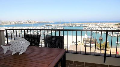 Photo for 2BR Apartment Vacation Rental in Escala, L'