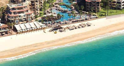 Photo for LUXURY Villa Del Arco 5-Star Resort, Ocean front with the best LOCATION & BEACH!