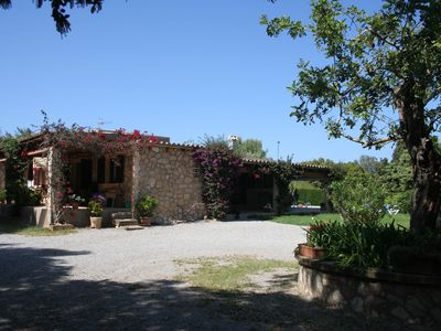 Photo for 3BR Country House / Chateau Vacation Rental in Son Servera