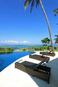 Photo for Beachfront Villa in Candidasa, East Bali
