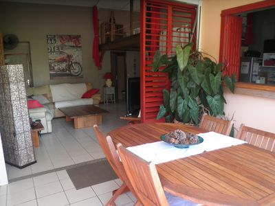 Photo for Beautiful apartment sea view in Gosier in the center of Guadeloupe
