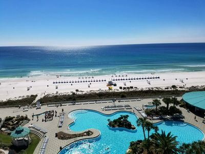 Photo for Unit 1004: Edgewater Beach Resort: Tower 1- 1 BR/2BA Beach Front Master