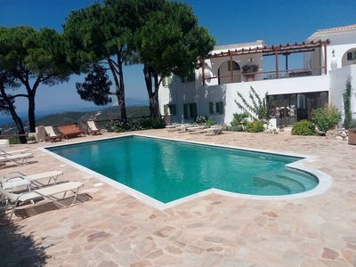 Photo for magnificent and elegant 6 bedroomed villa with pool, ideal for events