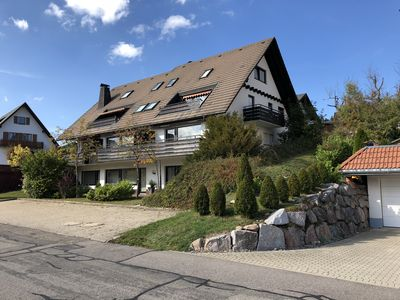 Photo for Fantastic 2.5 room (85m ²) apartment directly in Schluchsee