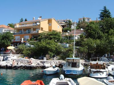 Photo for Room in Dramalj near Crikvenica, 2-4 people, balcony, shared kitchen, parking