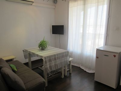 Photo for 2 rooms 5 beds - clim - near beach