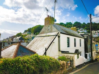 Photo for Jessamine - a luxury fully restored fisherman's cottage close to the harbour