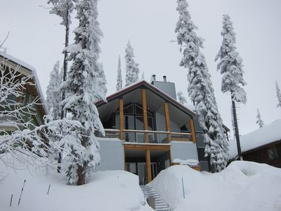 Photo for 7BDRM Big White View Chalet - Perfect for Several Families!