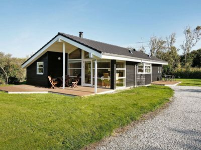 Photo for Quiet Holiday Home in Vestervig with Sauna