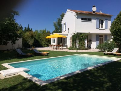 Photo for House by the river with swimming pool.