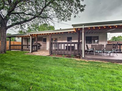 Photo for Old Town Arvada Family Home w/ Deck & Game Room!