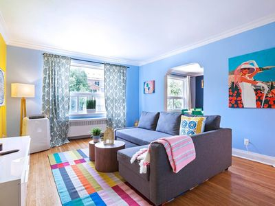 Photo for RATE DROP! - Pristine and Clean - Vibrant Apartment in Forest Hill (Free Parking)