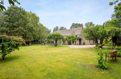 Photo for Causeway Cottage is a beautiful period property nestled in the heart of Old Minster Lovell.