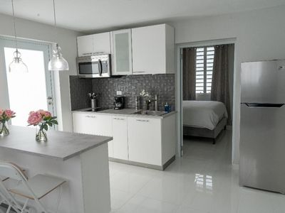 Photo for Beautiful modern apartment close to airport and the beach