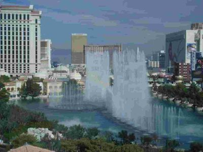 Photo for 1bdm1bth Condo C Jockey Club Strip Front Next to the Bellagio Fantastic Location