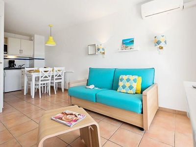 Photo for Residence Pierre & Vacances Les Rivages du Parc *** - Studio 3/4 Standard People - Air Conditioned