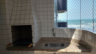 Photo for Apto. NEW - WITH A VIEW TO THE SEA. FOOT ON THE SAND. (WITH BARBECUE IN THE OUTLET)