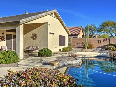 Photo for Modern Cave Creek House w/ Private Pool & Patio!
