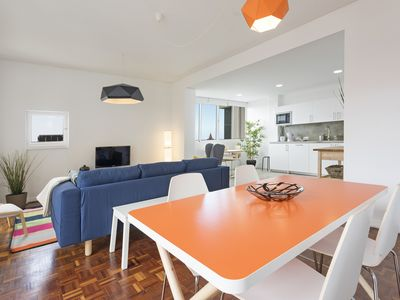 Photo for Elias Garcia II, modern apartment in the city center