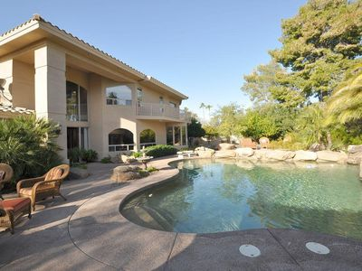 Photo for Scottsdale/Paradise Valley- Resort Style Pool- Minutes to Everything