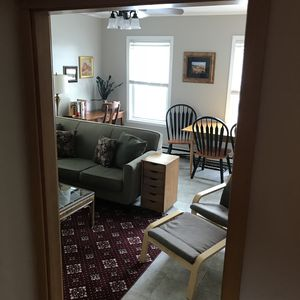 Photo for Large Sunny Downtown Apartment Near Commuter Rail and Boston