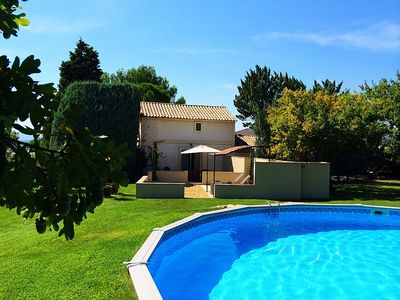 Photo for Provence Hamlet House  Private Pool and Garden - Sleeps 4