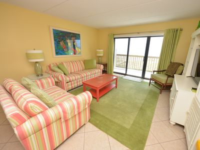 Photo for VILLA H-4 is a delightful beachfront condo.