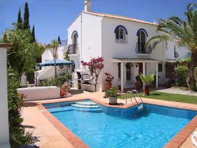 Photo for 3 bedroom, 2 bathroom Village House with pool