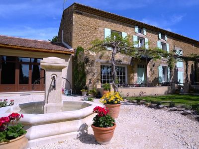 Photo for Bastide of charm in the heart of Provence