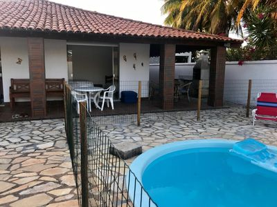 Photo for Cozy and Cozy House in the Best Beach of Itacimirim - Bahia