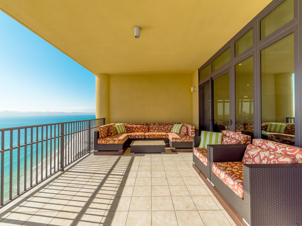 Stunning East Corner 4 Bedroom 4 5 Bath Gulf Front Condo Lazy River Slides Orange Beach