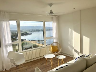 Photo for House with sea views in Pedreña (Cantabria) .Golf and Beach