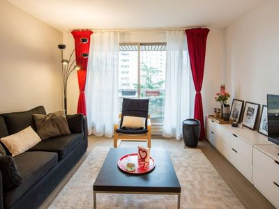 Photo for Spacious fully equipped apartment Levallois