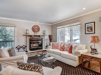Photo for Ski-in, Ski-out- 1 Br/2ba Townsend Place