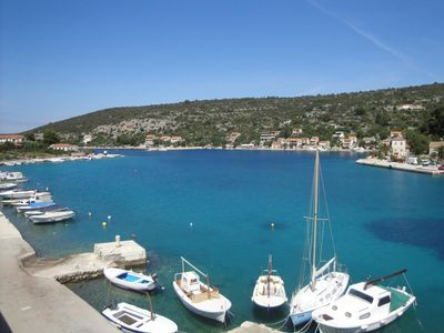 Photo for Apartment IN  A2 -Hela (4)  - Drvenik Veli (Island Drvenik Veli), Riviera Trogir, Croatia